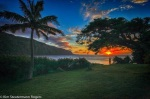 Capturing the Sunset at Kalaupapa, Molokai