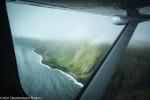 aerial photography, molokai, kalaupapa
