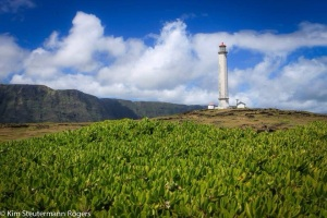 The Historic Kalaupapa Lighthouse