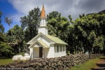 Siloama Church at Kalawao