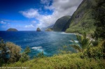 The Iconic Shot of Molokai's Famous Sea Cliffs