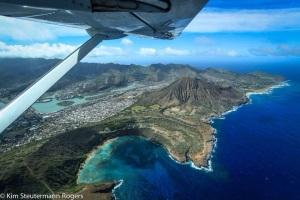 Oahu's Hanauma Bay and Koko Crater