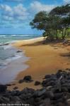 Beach pre-Iselle.