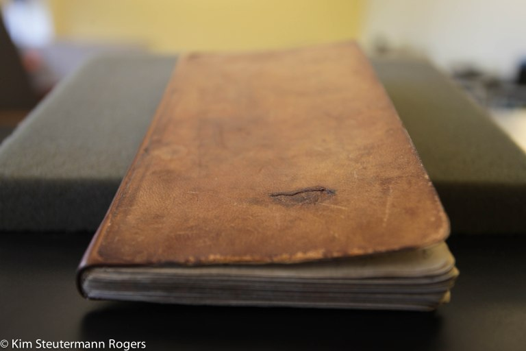 mark twain's notebook from hawaii