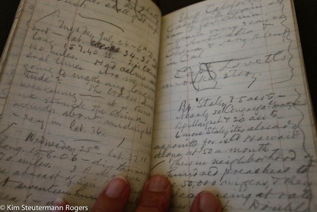 mark twain's missing hawaii notebook