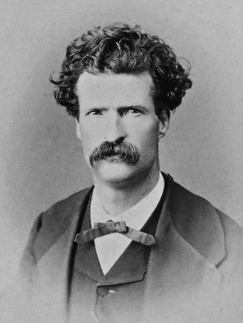 Mark Twain: MyAlbatross.