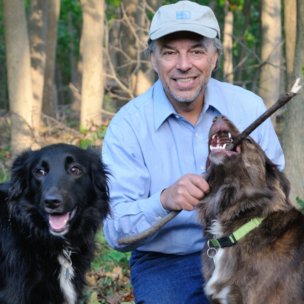 Carl Safina and Dogs