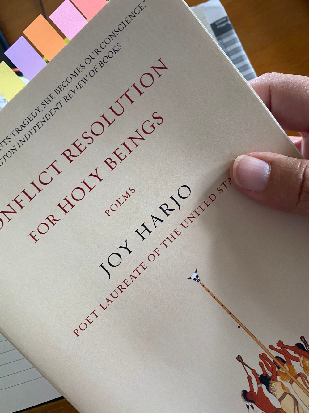 joy harjo book